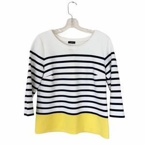 Talbots Stripped Top